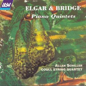 Elgar & Bridge: Piano Quintets