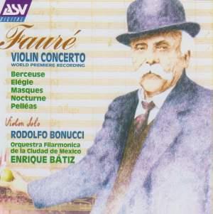 Fauré: Violin Concerto