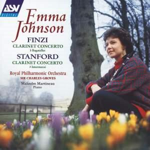 Stanford & Finzi: Clarinet Works
