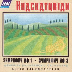 Khachaturian: Symphony Nos. 1 & 3