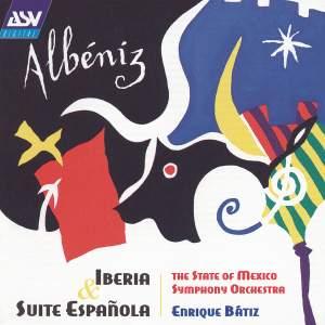 Albéniz: Iberia, Navarra & Suite española