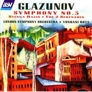 Glazunov: Symphony No. 3