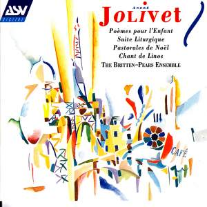 Jolivet: Poemes pour l'Enfant and other works