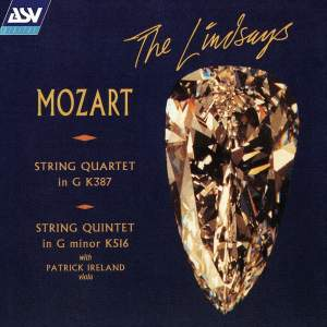 Mozart: String Quintet No. 4 in G minor & 'Spring' Quartet