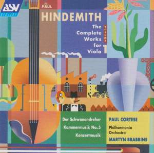 Hindemith: The Complete Works for Viola 1