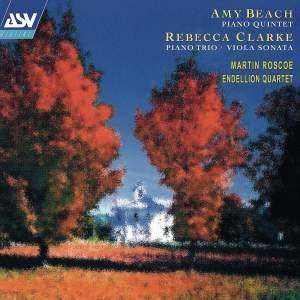 Rebecca Clarke & Amy Beach: Chamber Works