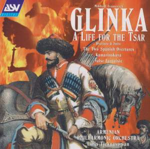 Glinka: A Life for the Tsar - orchestral music