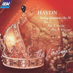 Haydn: String Quartets Op. 76 Nos. 1 - 3