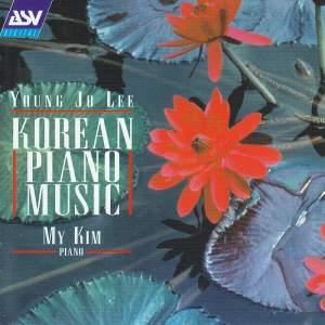 Young Jo Lee: Korean Piano Music