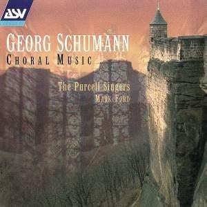 Georg Schumann: Choral Music