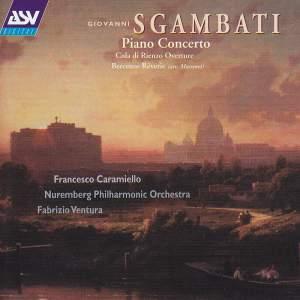 Sgambati: Piano Concerto