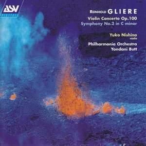 Glière: Violin Concerto & Symphony No. 2