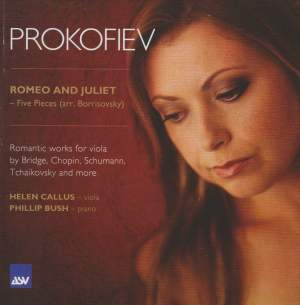 Prokofiev: Five Pieces from Romeo & Juliet and other works