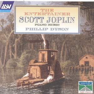 The Entertainer: Scott Joplin Piano Works