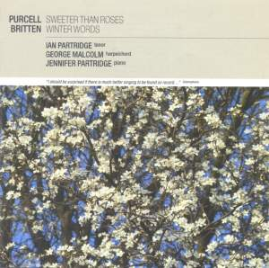 Purcell: Sweeter than Roses & Britten: Winter Words