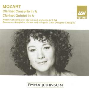 Mozart: Clarinet Concerto & Clarinet Quintet