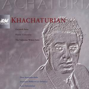 Khachaturian: Piano Concerto in D flat major, etc.