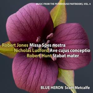 Robert Jones: Missa Spes nostra