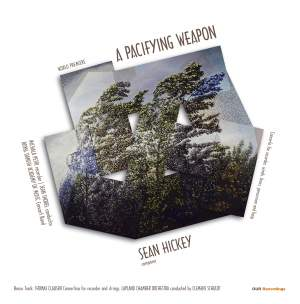 Hickey: A Pacifying Weapon - Vinyl Edition