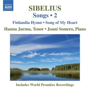 Sibelius - Songs Volume 2