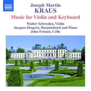 J M Kraus: Music for Violin & Keyboard