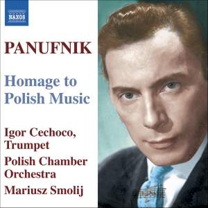 Panufnik - Homage to Polish Music Product Image