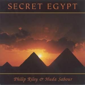 RILEY, Philip / SABOUR, Huda: Secret Egypt Product Image