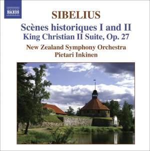 Sibelius - Scènes historiques I and II Product Image