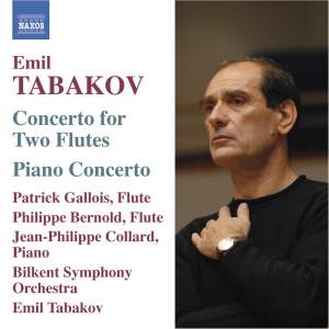 Tabakov: Piano Concerto & Concerto for Two Flutes