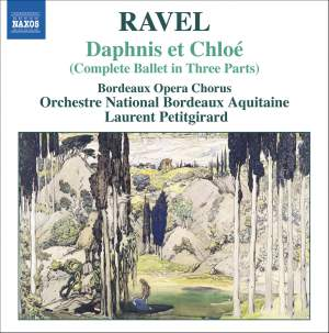 Ravel: Daphnis et Chloé Product Image