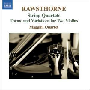 Rawsthorne: String Quartets Product Image
