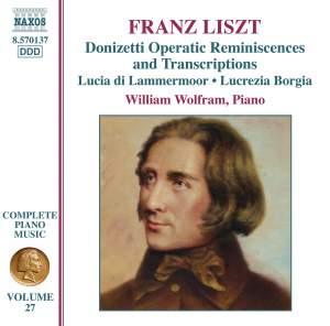 Liszt: Complete Piano Music Volume 27 Product Image