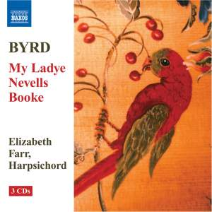 Byrd: My Ladye Nevells Booke Product Image