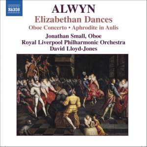 Alwyn - Elizabethan Dances (1956-7) Product Image