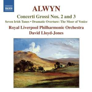 Alwyn: Concerti Grossi Nos. 2 and 3 Product Image