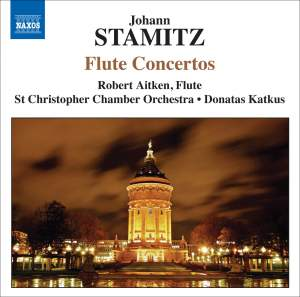 Johann Stamitz - Flute Concertos Product Image