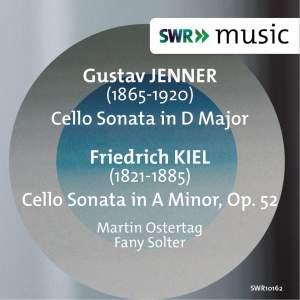 Jenner & Kiel: Cello Sonatas