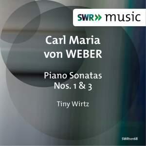 Weber: Piano Sonatas Nos. 1 & 3