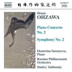 Ohzawa: Piano Concerto No. 2 & Symphony No. 2 Product Image