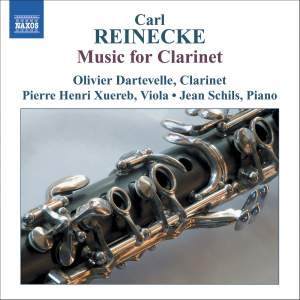Carl Reinecke: Music for Clarinet Product Image