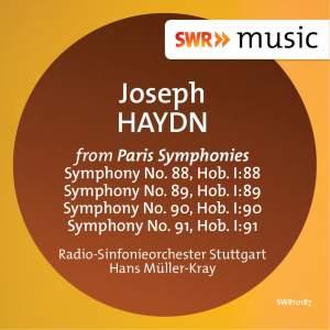 Haydn: Symphonies Nos. 88-91