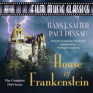 Salter, H: House of Frankenstein