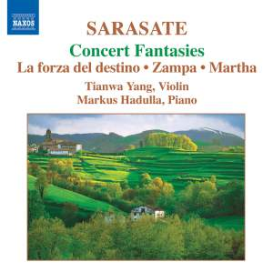 Sarasate - Music for Violin and Piano Volume 2