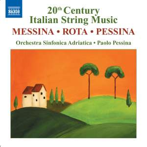 20th Century Italian String Music