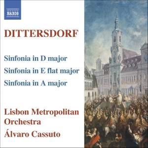 Dittersdorf - Sinfonias