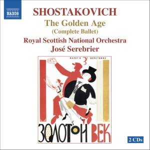 Shostakovich: The Golden Age (complete) Product Image