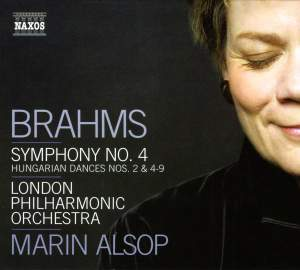 Brahms: Symphony No. 4 & Hungarian Dances (selection) Product Image