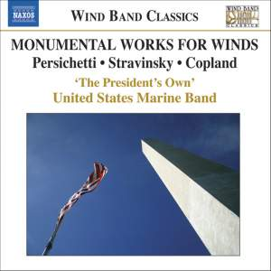 Monumental Works for Winds Product Image