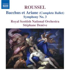 Roussel: Symphony No. 3 Product Image