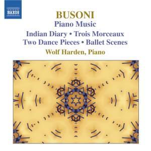 Busoni - Piano Music Volume 3
